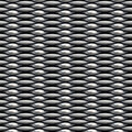 Chain link mesh background Stock Photo