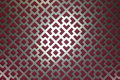 Chainlink design copper finish background metal and pattern for Stock Photos