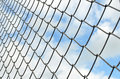 Chainlink Fence Royalty Free Stock Image