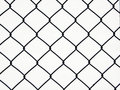 Chainlink fence3 Royalty Free Stock Image