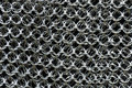 Chainmail Background Stock Photography