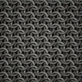 Chainmail texture Stock Images