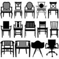 Chair Design Stock Photos