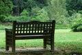 Sillas en Parques