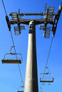 Chairlift Stock Image