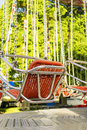 Chairoplane Royalty Free Stock Photo