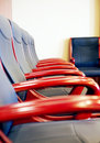 Chairs in the meeting room Royalty Free Stock Photo
