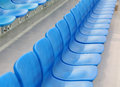 Chairs stadium china national stadium beijing Royalty Free Stock Photography