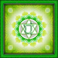 Chakra Anahata Royalty Free Stock Photos