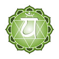 Chakra Series: Anahata Royalty Free Stock Photo