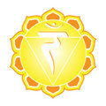 Chakra Series: Manipura Royalty Free Stock Images