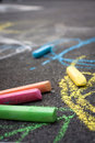 Chalk Royalty Free Stock Photography