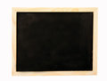 Chalk black board Royalty Free Stock Photos