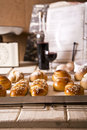 Challah for shabbat in different shapes and sizes the sabbath and rosh hashanah Stock Photos
