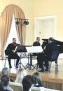 Chamber ensemble music