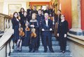 Chamber orchestra Orpheus musicians Royalty Free Stock Photo