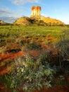 Chambers pillar northern territory australia beautiful Stock Image