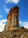 Chambers pillar northern territory australia beautiful Royalty Free Stock Photo