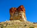 Chambers pillar northern territory australia beautiful Stock Photos