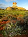 Chambers pillar nothern territory australia beautiful Stock Images