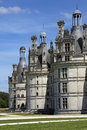 Chambord Chateau - Loire Valley - France Royalty Free Stock Image