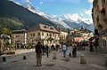 Chamonix, France Stock Photos