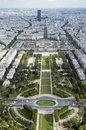 Champ de Mars Stock Photography