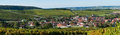 Champagne vineyards in the cote des bar aube area of department near to arrentieres ardennes france europe Royalty Free Stock Photo
