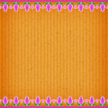 Champaka orange card board texture for note or congratulate Stock Photos