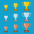 Champions trophy set