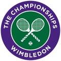 Wimbledon icon Royalty Free Stock Photo