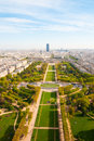 Champs de Mars Stock Images