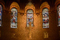 Chancel of boston trinity church boston usa massachusetts Stock Photo