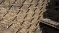 Chand Baori Stepwell in the village of Abhaneri, Rajasthan,Jaipur,INDIA