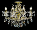 Chandelier For Interior Of The...