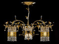 Chandelier For A Modern Interi...