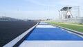 Chang international circuit the buriram united is a motorsport race track in buriram thailand the Stock Photo