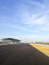 Chang international circuit the buriram united is a motorsport race track in buriram thailand the Stock Images