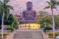 Changhua Great Buddha Statue Royalty Free Stock Photo