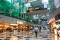Changi Shoppings Royalty Free Stock Photos
