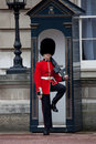 Changing of the Guards Royalty Free Stock Image