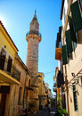 Chania mosque 12 Royalty Free Stock Image