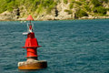 Channel Marker Buoy Stock Photography