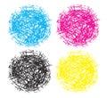 Chaos Nest Ball Sphere Logo Elements