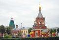 Chapel of Alexander Nevsky in Jaroslavl