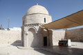 Chapel of The Ascension of Jesus Christ on Mount of Olives, Jeru Royalty Free Stock Photo