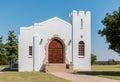Chapel at fort reno in el reno oklahoma Royalty Free Stock Image