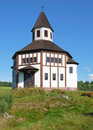 Chapel,Harrachov,Czech Republic Royalty Free Stock Image