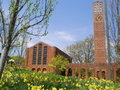 Chapel of Memories Stock Image