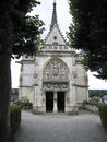 CHAPEL OF SAINT-HUBERT Stock Photography